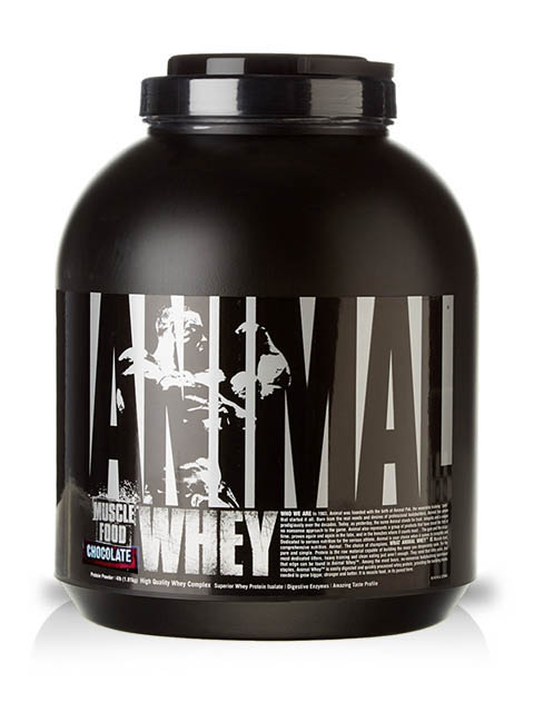 UNIVERSAL-Animal Whey Chocolate 4 Libras