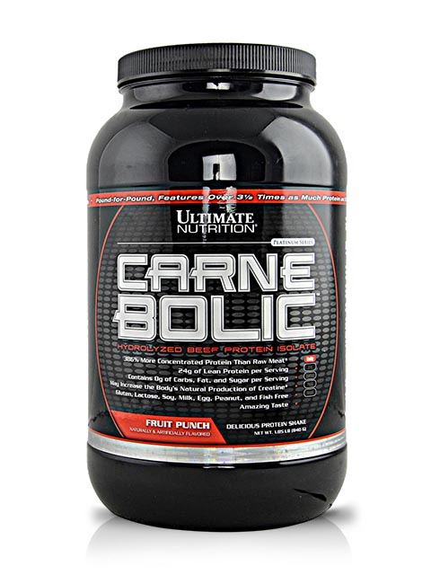 CARNEBOLIC ULTIMATE NUTRITION