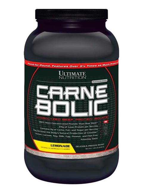 CARNEBOLIC-ULTIMATE-NUTRITION lemonade